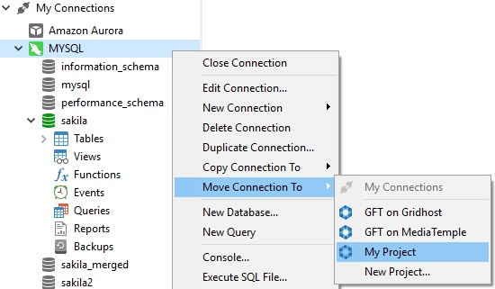 Navigation Pane Tips and Tricks Part 1: Managing Connections