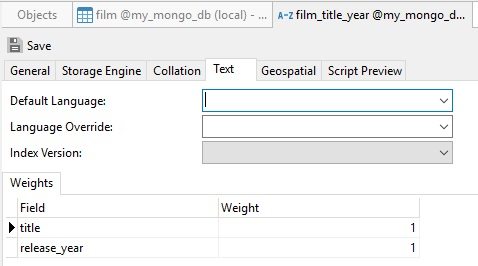Using Covered Queries in MongoDB
